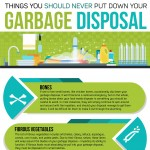 things-should-never-put-down-your-garbage-disposal-infographic-plaza