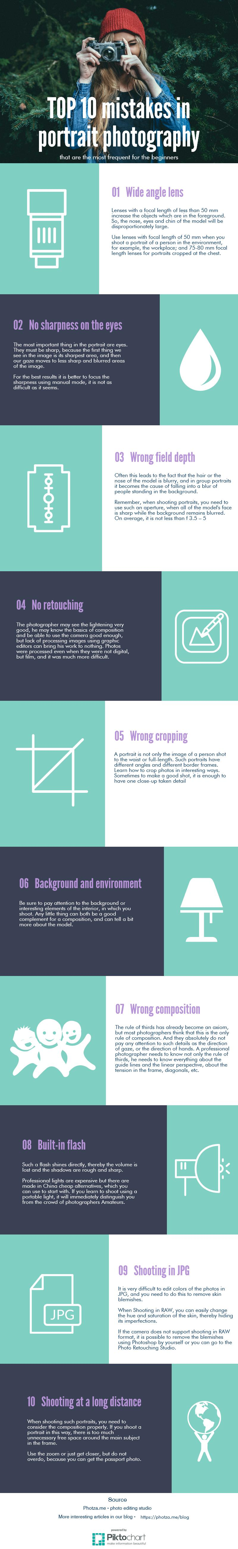 top-10-mistakes-in-portrait-photo-infographic-plaza