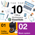 top-office-workspace-essentials-infographic-plaza