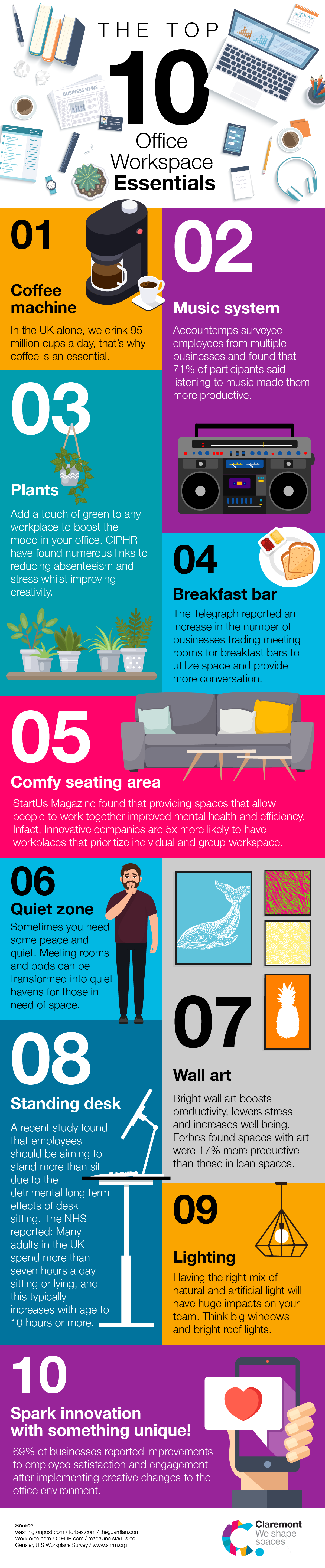top-office-workspace-essentials-infographic-plaza
