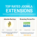 top-rated-joomla-extensions-infographic-plaza