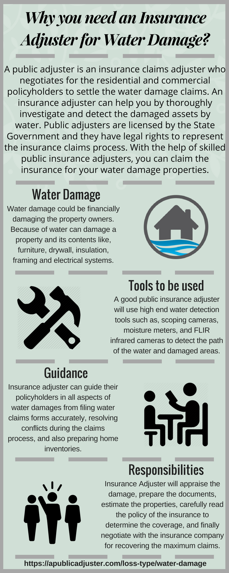 why-you-need-an-insurance-adjuster-for-water-damage-infographic-plaza