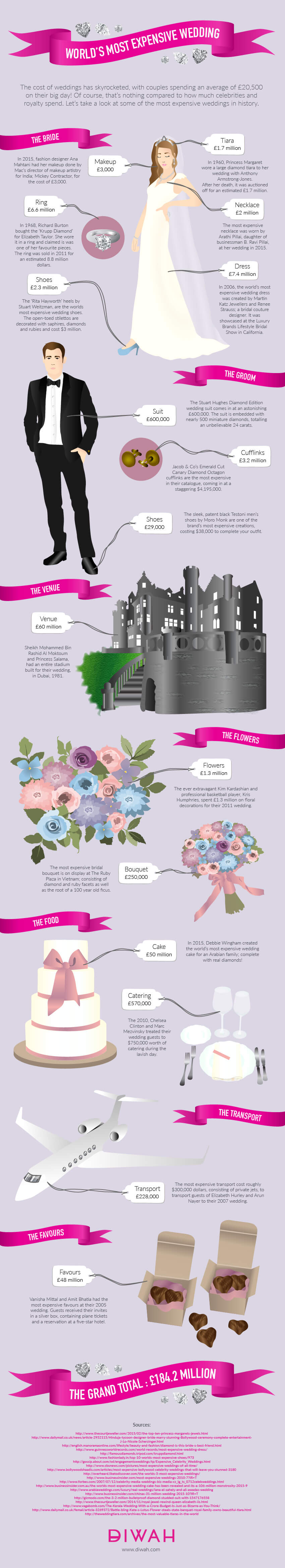 worlds-most-expensive-wedding-infographic-plaza